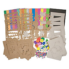 Roylco Picture Frames Kit