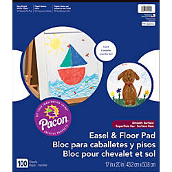 Roselle Hands On Easel Floor Pads