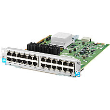 HP 24 port 101001000BASE T MACsec