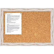 Amanti Art Alexandria Cork Bulletin Board
