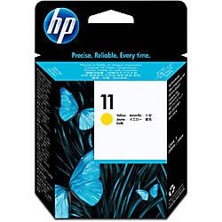 HP 11 Yellow Printhead C4813AN