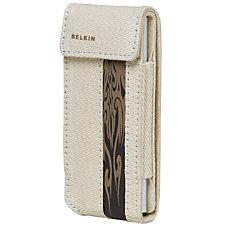 Belkin Canvas Flip Case for iPod