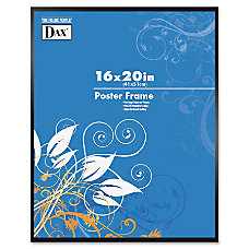 DAX Metal Poster Frame 16 x