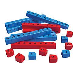 UNIFIX CVC Letter Cubes Grades 1