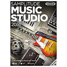 MAGIX Samplitude Music Studio 2016 Download