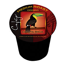 Cafejo Single Serve Cups Costa Rica