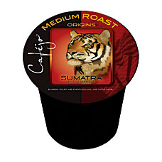 Cafejo Sumatra Single Serve Cups 05