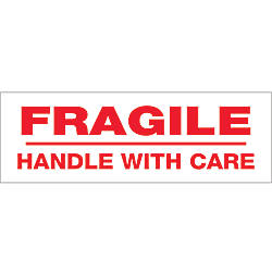 Tape Logic Fragile Handle With Care