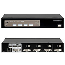 Connectpro UD 14KIT 4 port DVI