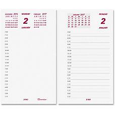 Brownline Calendar Pad Refill Daily 1