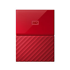 WD My Passport Portable External Hard