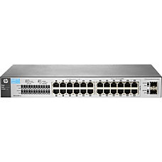 HP 1810 24 v2 Switch