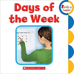 Scholastic Library Publishing Rookie Toddler Days