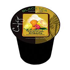 Cafejo Single Serve Tea Cups Tropical