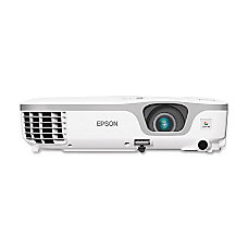 Epson PowerLite X15 LCD Projector 720p