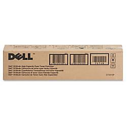 Dell P614N High Yield Cyan Toner