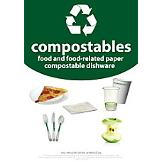 Recycle Across America Compostables Standardized Recycling