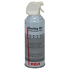 RCA Canned Dusting Air