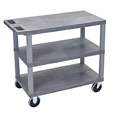 Luxor E Series Plastic Cart 3