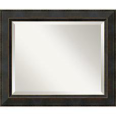 Amanti Art Signore Wall Mirror Rectangle
