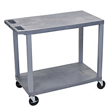 Luxor E Series Plastic Cart 2