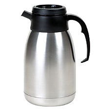 Service Ideas 2 Liter SteelVac Coffee