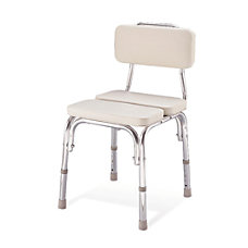 Guardian Padded Shower Chair White