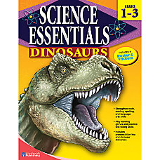 Carson Dellosa Science Essentials Dinosaurs