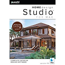 Punch Home Design Studio for Mac