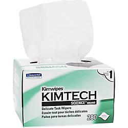 KIMTECH Kimwipes Delicate Task Wipers 1