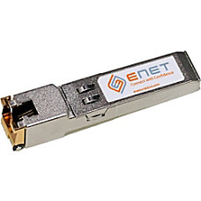 ENET Cisco Compatible GLC T 101001000BASE