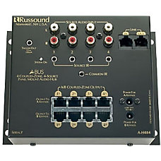 Russound A H484 Audio Distribution Hub