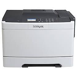 Lexmark CS410N Color Laser Printer Low