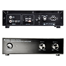 OSD Audio SMP60 Amplifier 40 W
