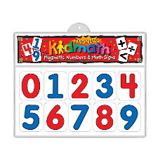 Barker Creek Magnets Learning Magnets Numbers