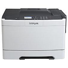 Lexmark CS410N Laser Printer Color 2400