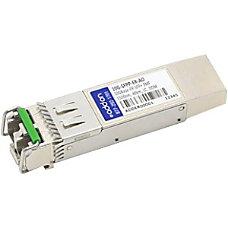 AddOn Brocade 10G SFPP ER Compatible