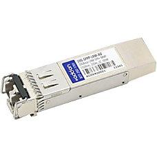 AddOn Brocade 10G SFPP LRM Compatible