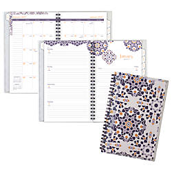 AT A GLANCE WeeklyMonthly Planner 4