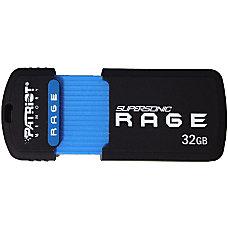 Patriot Memory 32GB Supersonic Rage XT