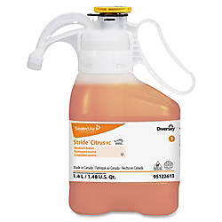 Diversey Stride Citrus HC Neutral Cleaner