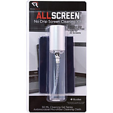 Advantus Cleaning Kit For Display Screen