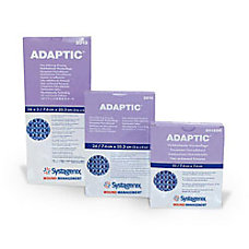 ADAPTIC Non Adhering Dressings 3 x