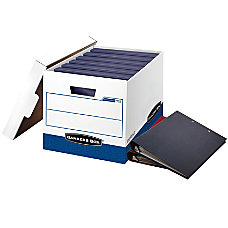 Bankers Box StorFile FastFold 60percent Recycled