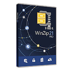 Corel WinZip Pro 21 Traditional Disc