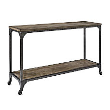 Altra Occasional Console Table Rectangular 31