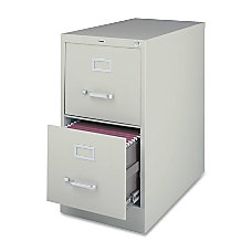 Lorell Commercial grade Vertical File 15