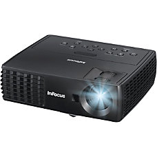 InFocus IN1112A 3D Ready DLP Projector