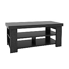 Ameriwood Hollow Core Coffee Table Rectangle