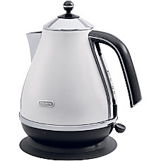 DeLonghi Icona 7 Cup Electric Kettle
